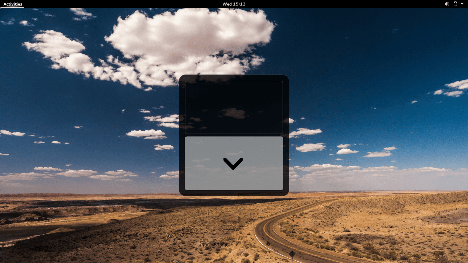 Switching workspaces in Gnome