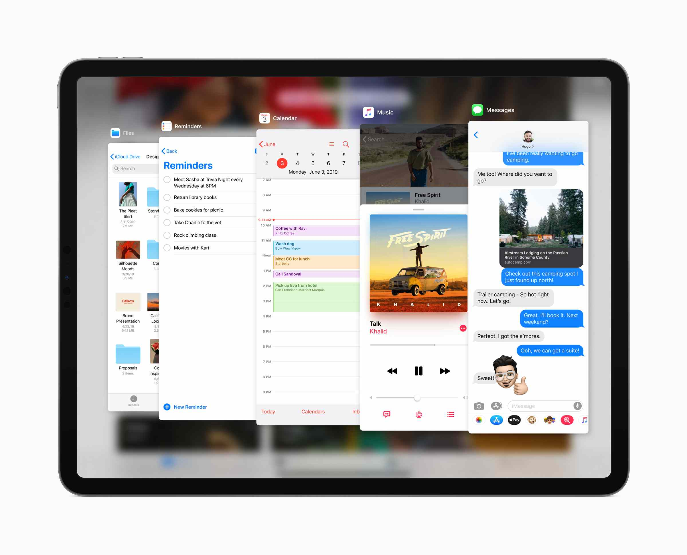 What is iPadOS?