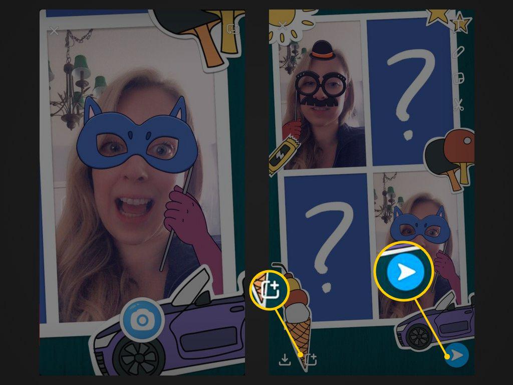 unlock snapchat games