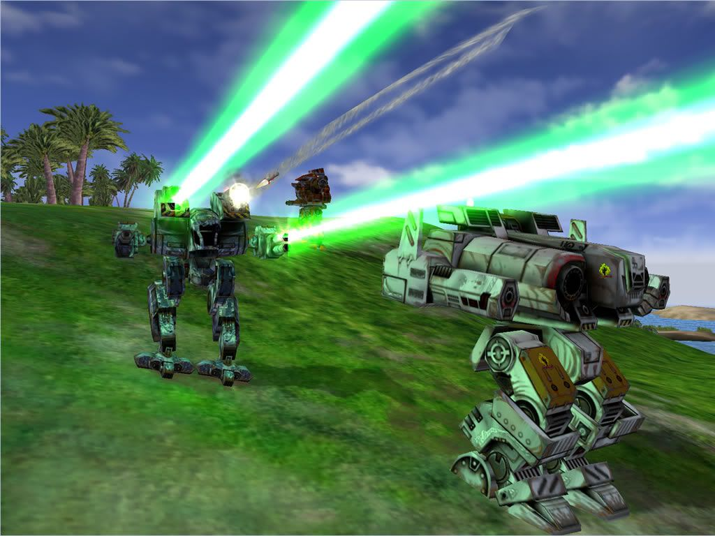 Commercial Games Released as Freeware