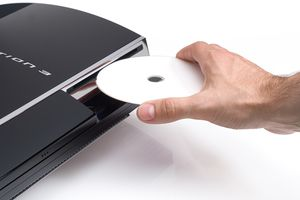 PS3 Blu-ray High-Definition Disc Drive