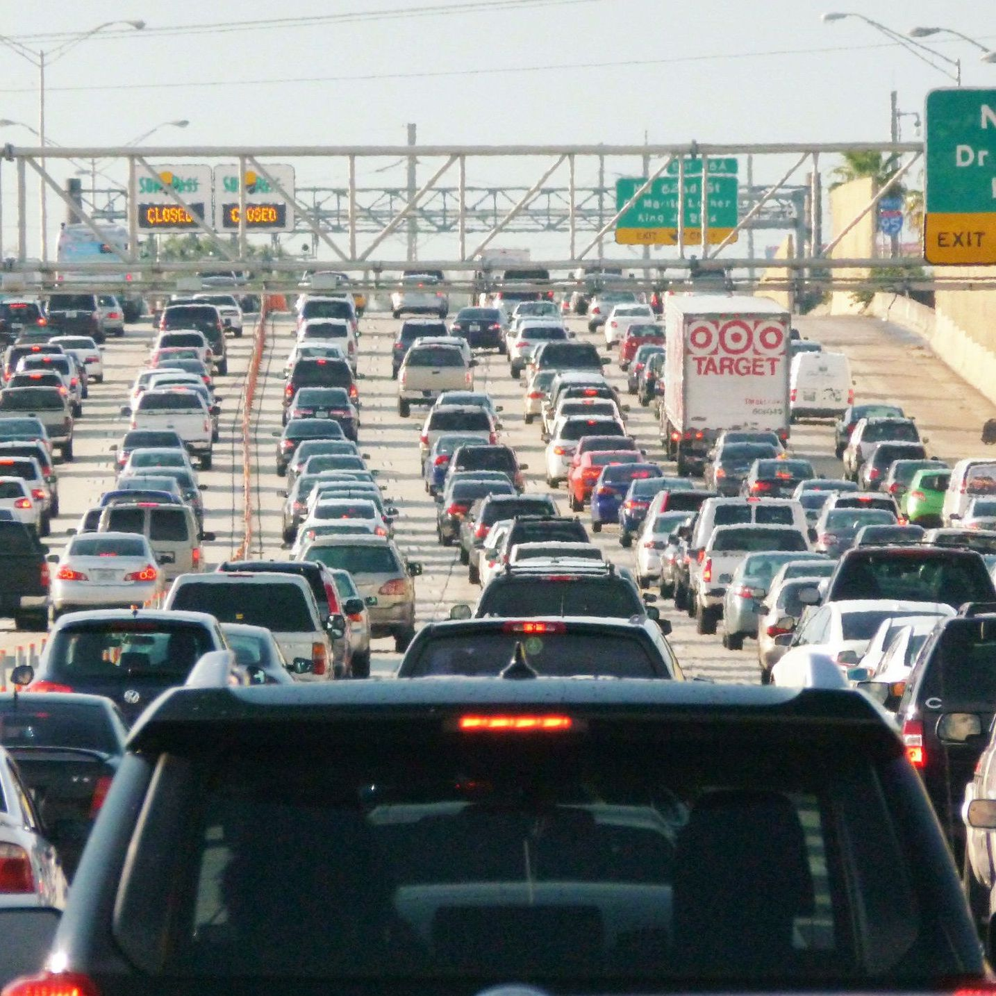 Google Traffic Can Steer You Out Of A Jam