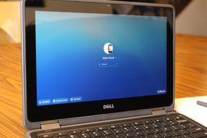 Chromebook on the Lock Screen