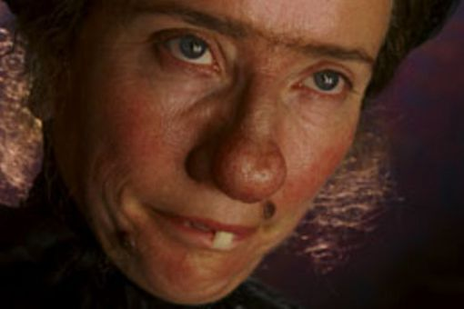 Emma Thompson in 'Nanny McPhee'