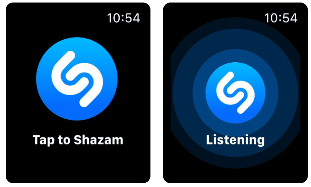 If you need to identify a song on the go, just Shazam it.