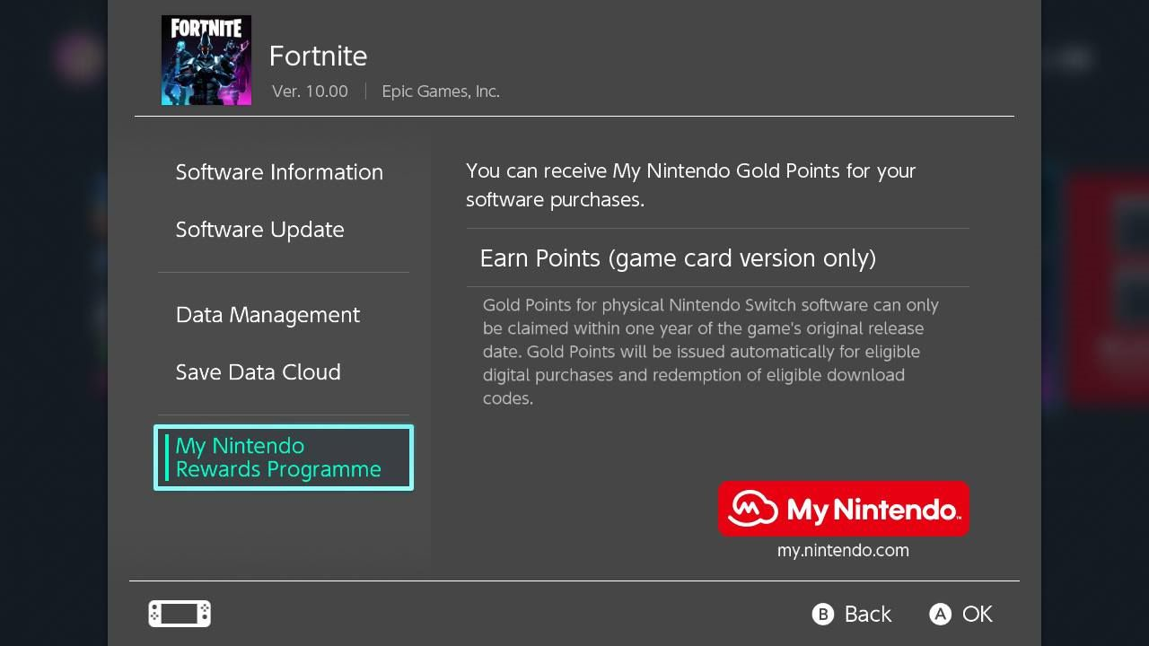 How to Update Fortnite on the Switch
