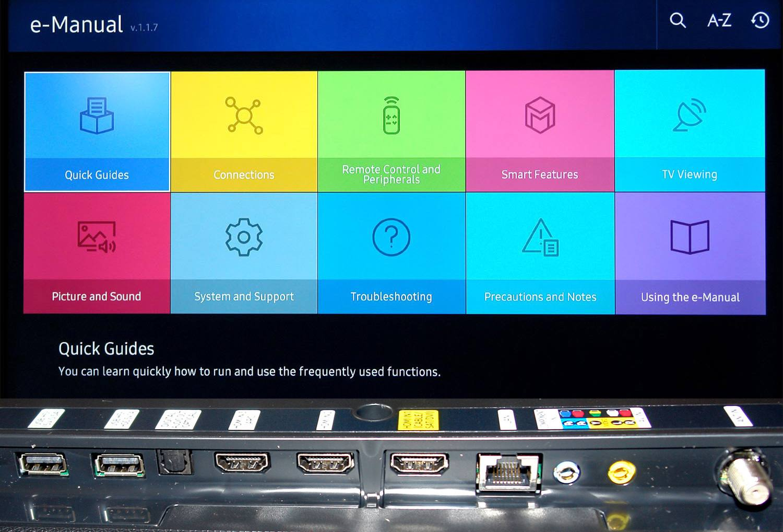 The Samsung UN40KU6300 Smart 4K UHD Reviewed