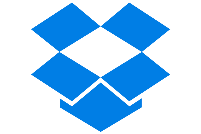 Picture of the Dropbox logo