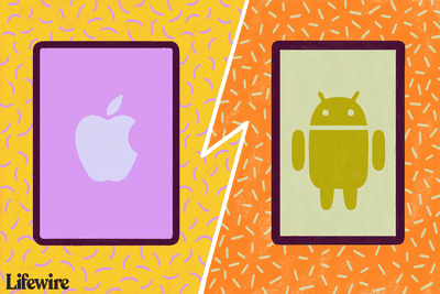 iPad vs Android tablet