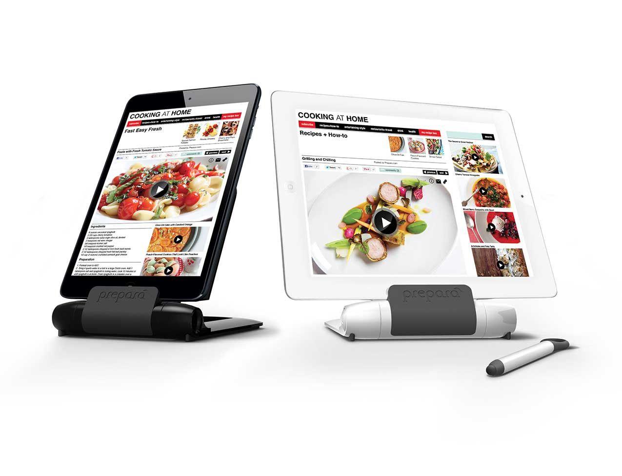 Prepara iPrep tablet kitchen stand