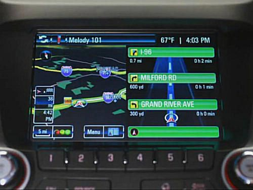 Examining GM's Intellilink System