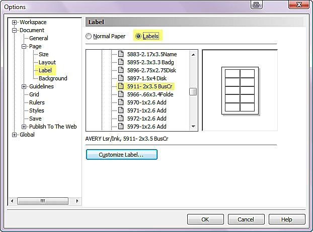 printing multiples in coreldraw