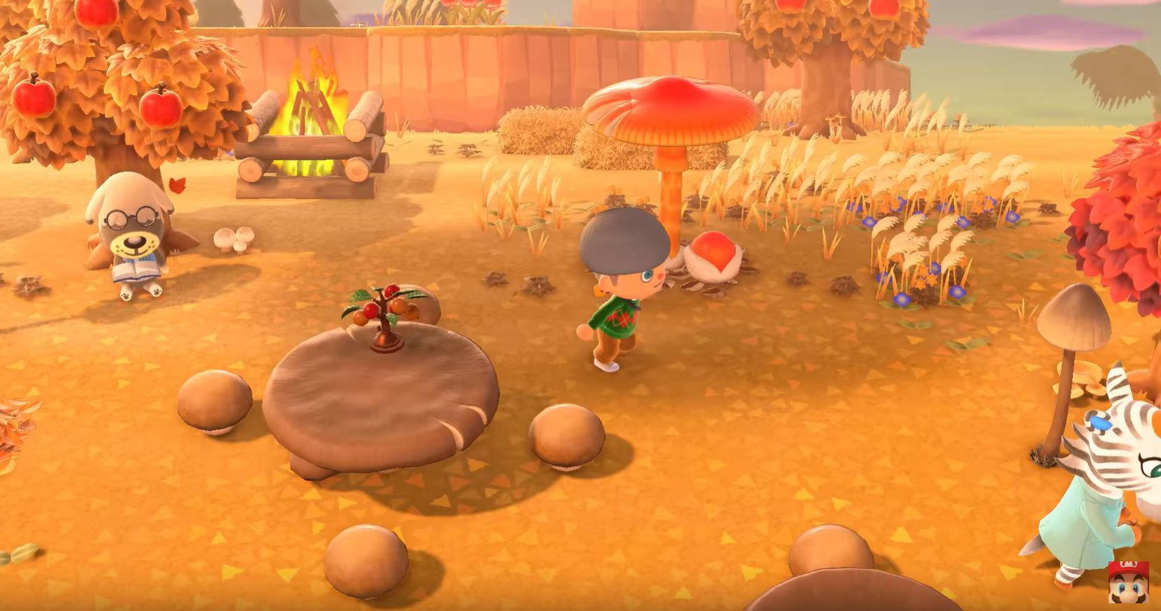 New Deep Dive on Animal Crossing: New Horizons Game from Nintendo