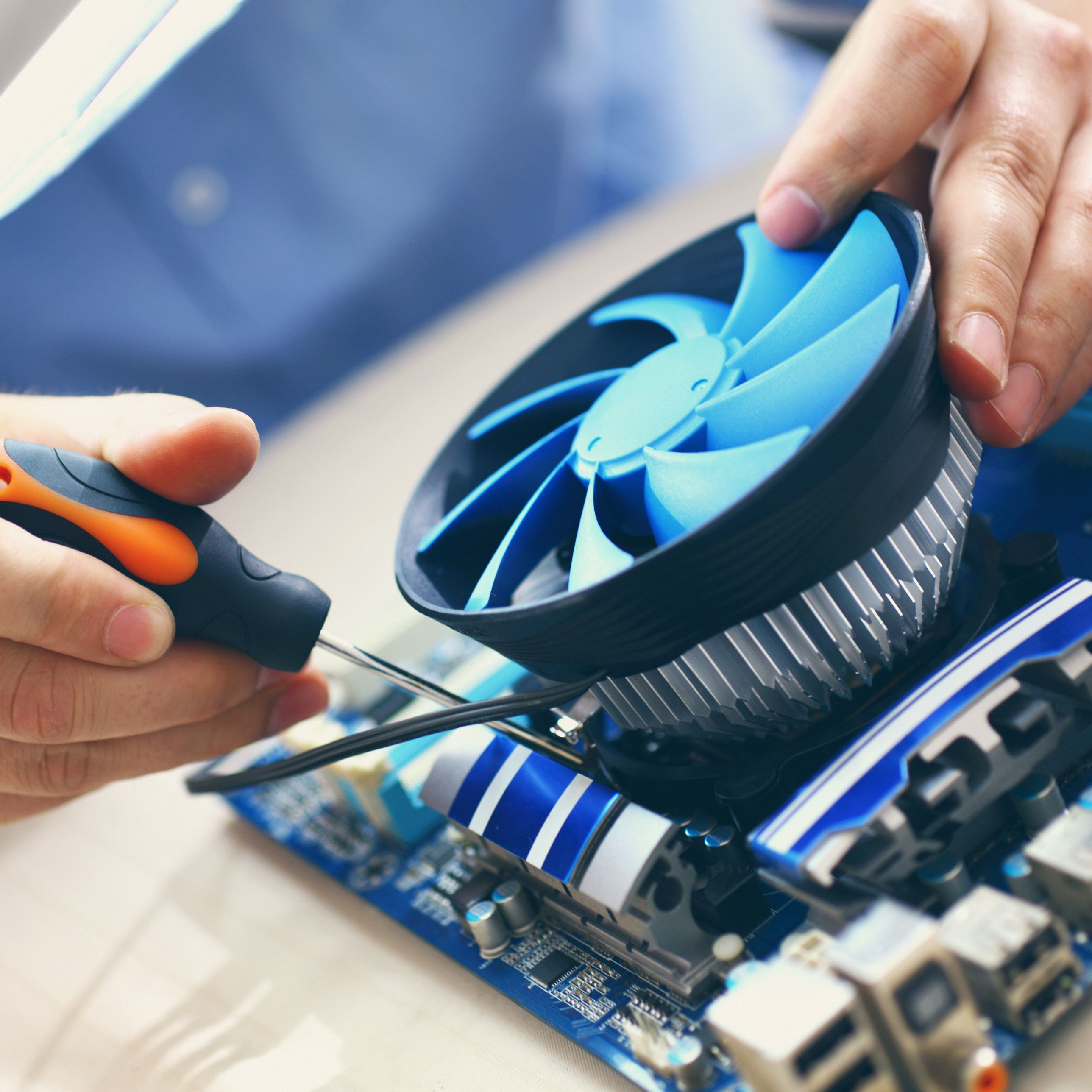 How to Fix a Computer Fan That's Loud or Making Noise