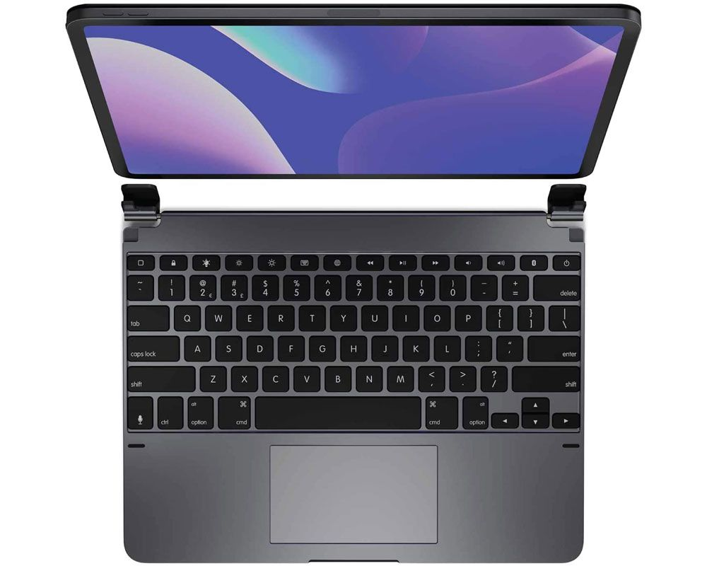 Brydge Pro+ Wireless Keyboard for iPad with Trackpad