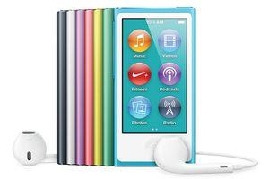 7th Gen. iPod nano
