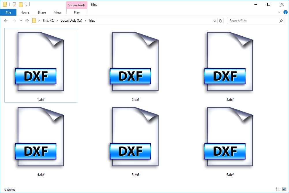 DXF File (What It is and How to Open One)