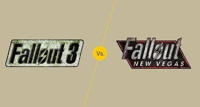 Fallout 3 vs Fallout: New Vegas