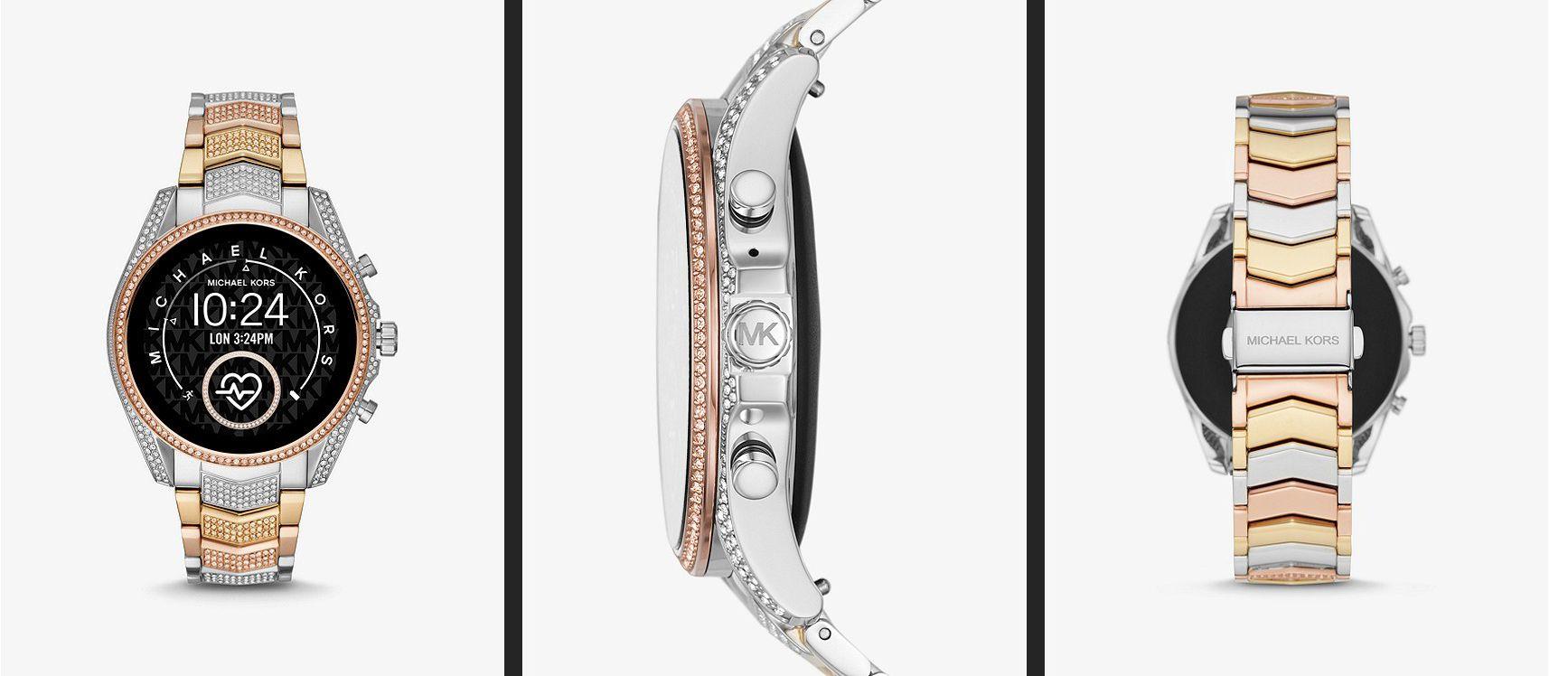 Michael Kors smartwatch, alternative to the Apple Watch