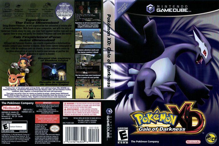 Pokemon Gale of Darkness