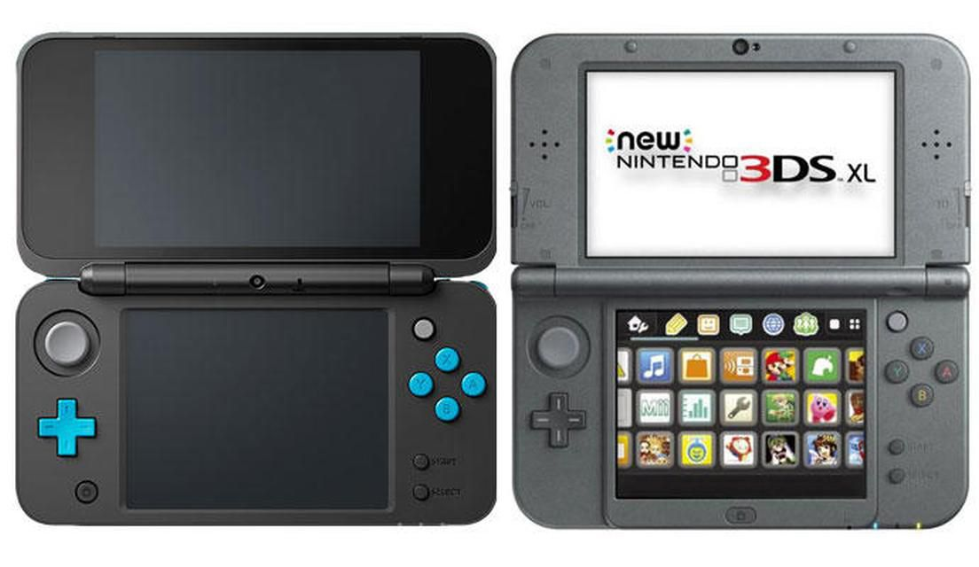 Comparing the Nintendo 2DS, New 3DS, and New 3DS XL on