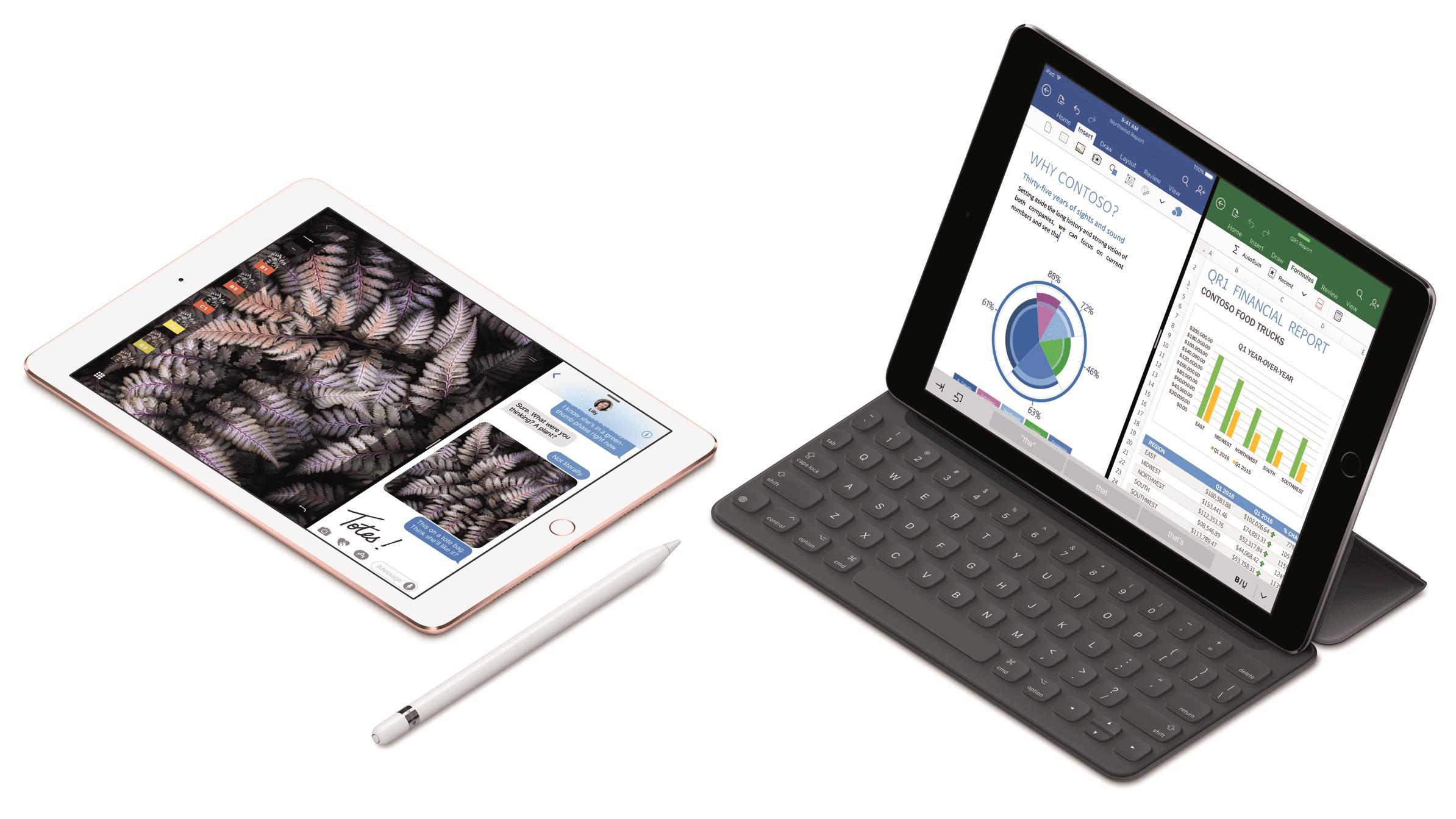 iPad Comparison Chart: Compare All Models of the iPad