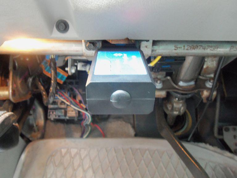 bluetooth OBD-II interface