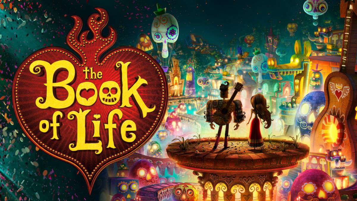 The Book of Life on Disney Plus
