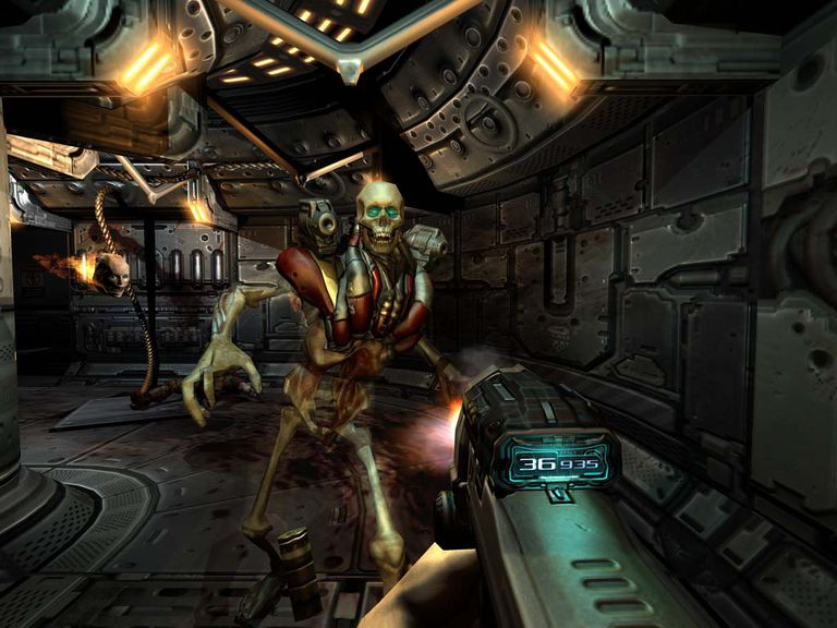 Doom 3 PC Cheat Codes Guide