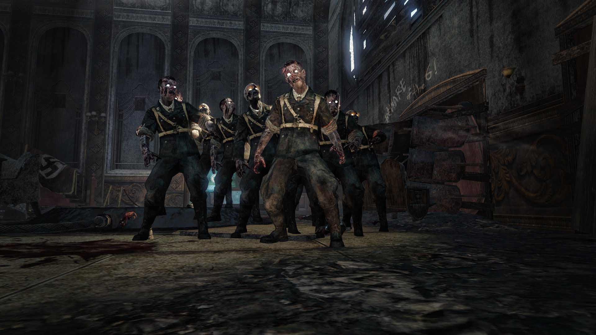 Call of Duty Zombies Maps and Game Modes Call Of Duty Zombies Maps on
