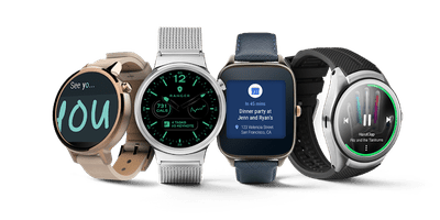 A Look at What's New in Wear OS (formerly Android Wear) 2.0