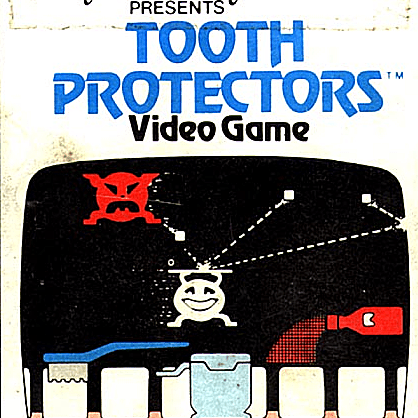 Tooth Protectors game box