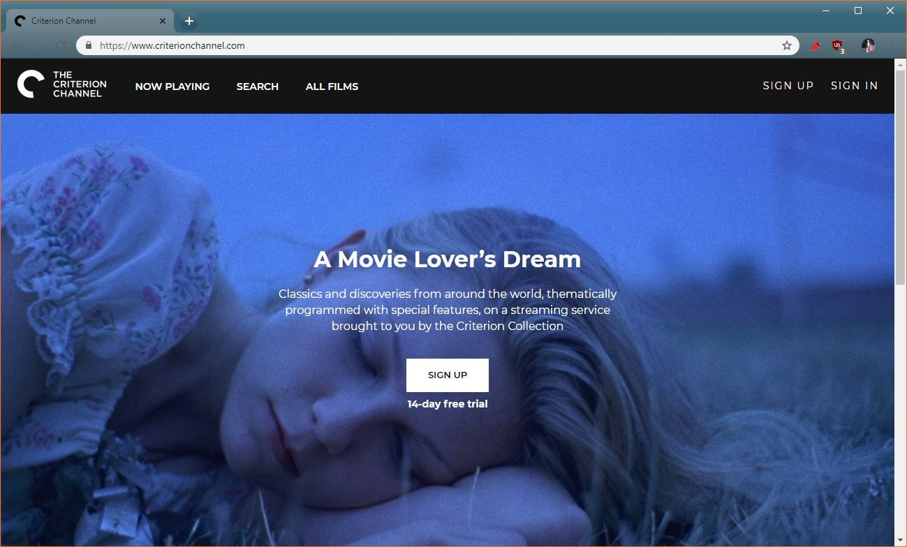 How to Use the Criterion Channel Streaming Service