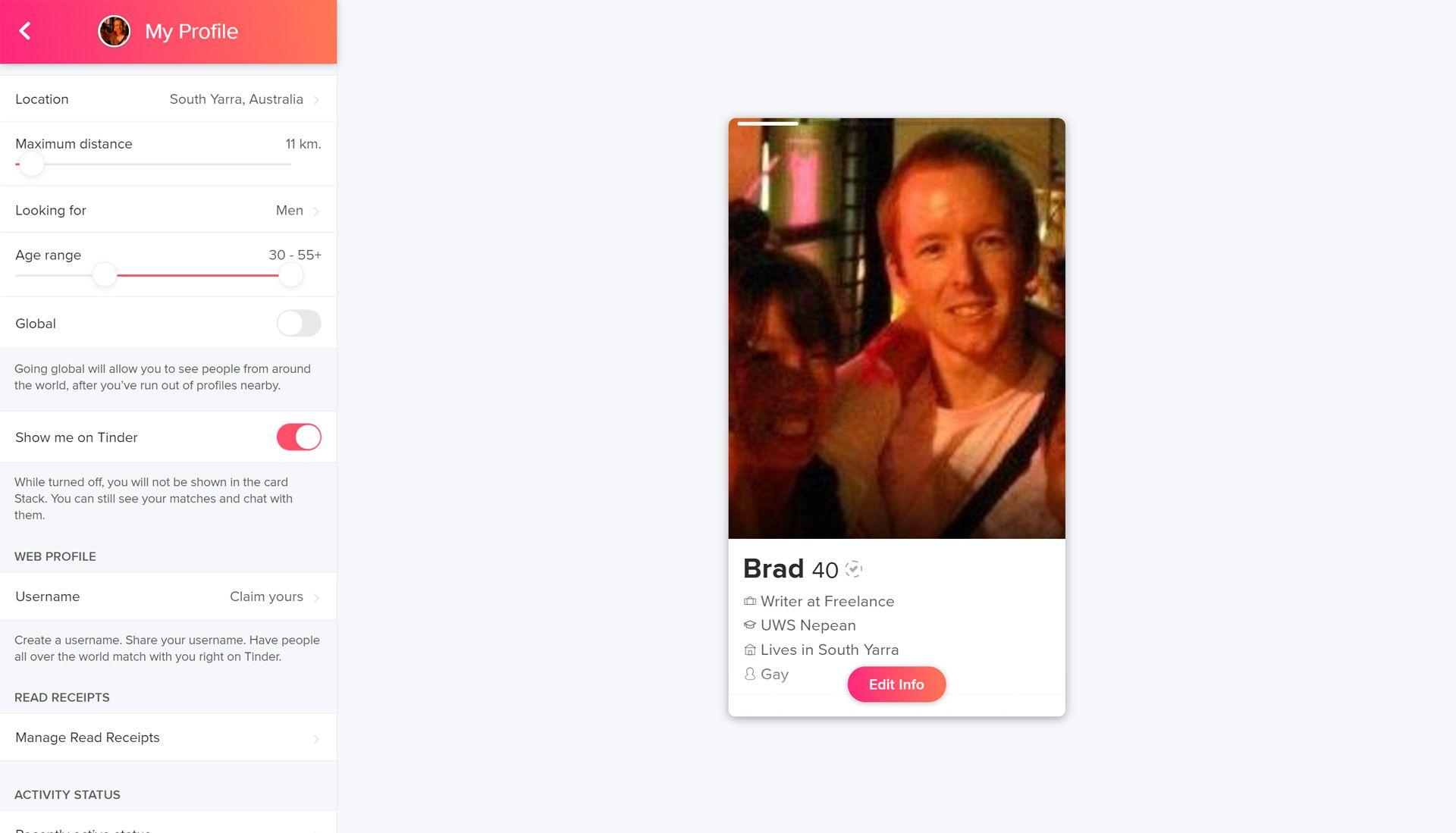 Dating site peste 40 de ani