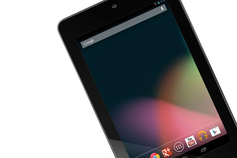 Older 1st Generation Nexus 7 tablet for which new uses can be found