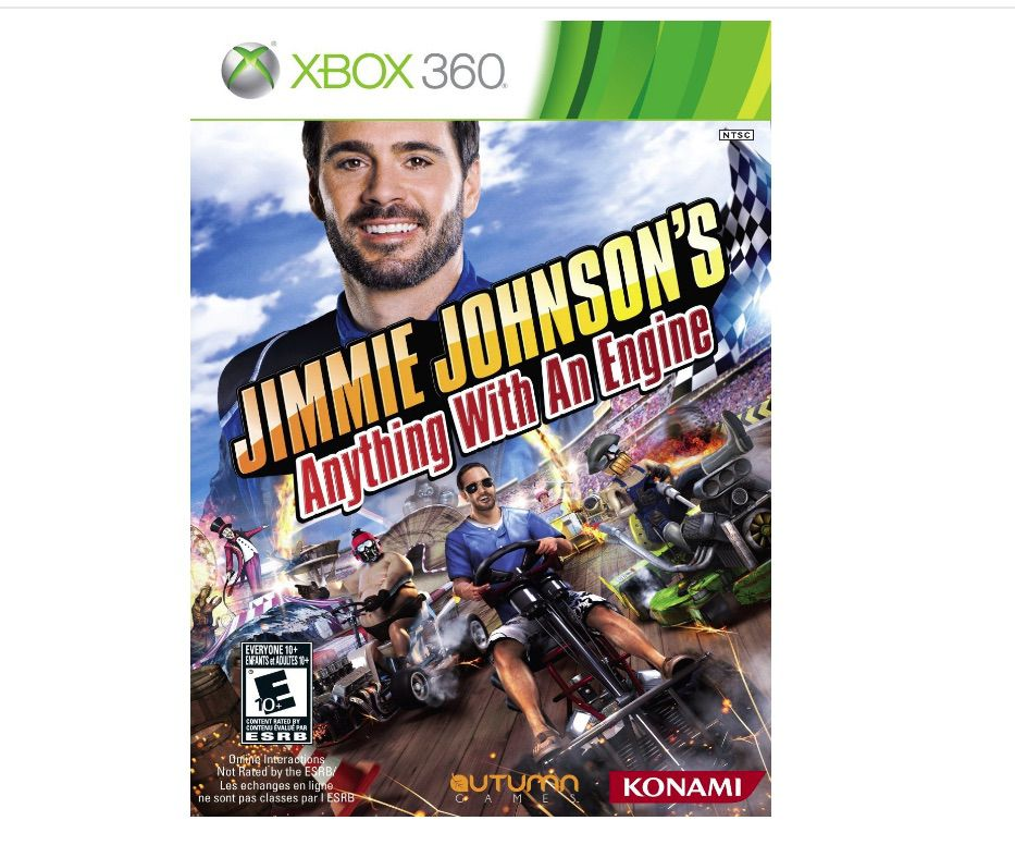 Jimmie Johnson's Anything With an Engine on Xbox 360