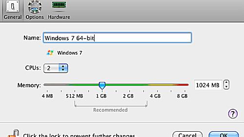 Optimize Parallels Desktop - Parallels Guest OS Optimization