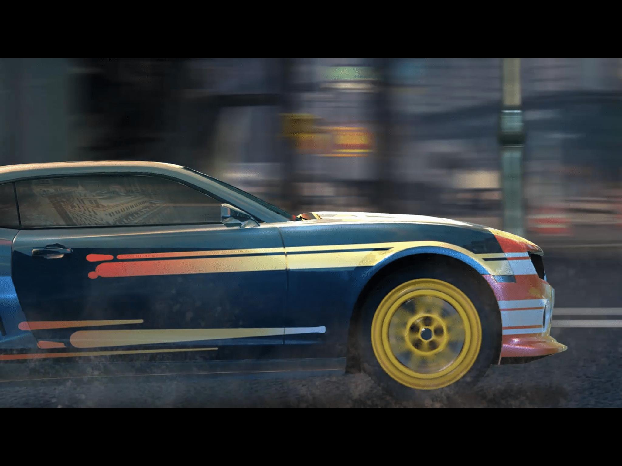 Screenshot of Asphalt Street Storm Racing
