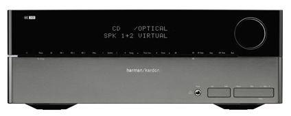 The Harman Kardon HK 3490 stereo receiver