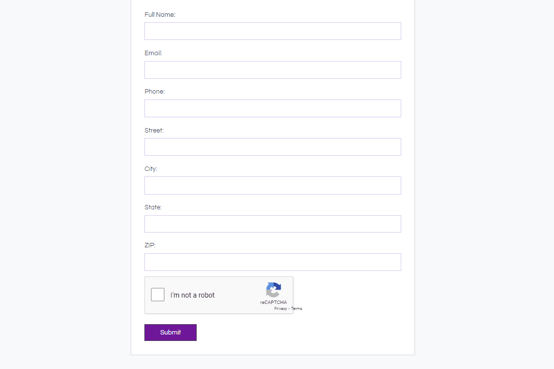 ThatsThem opt-out form