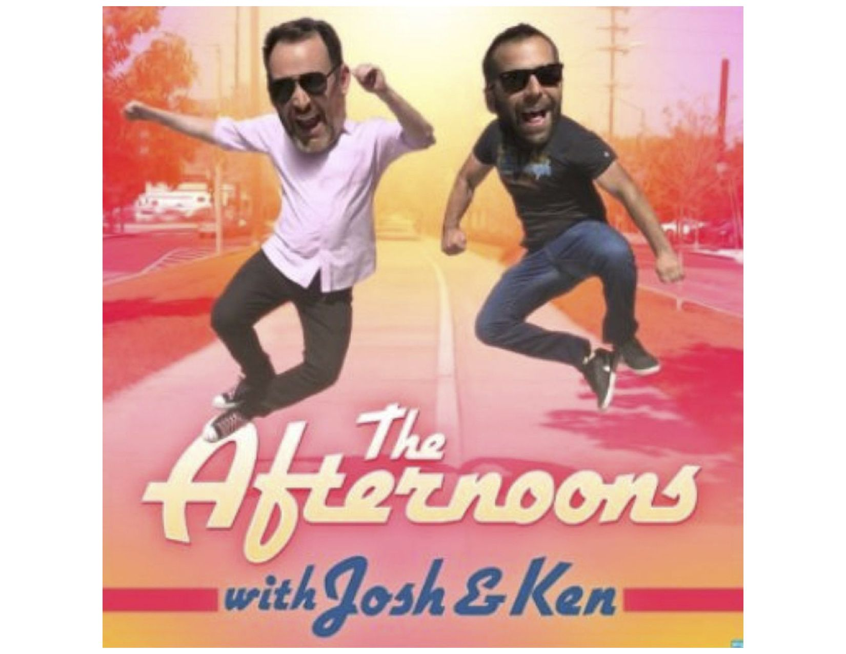 The Afternoons with Josh & Ken comedy podcast