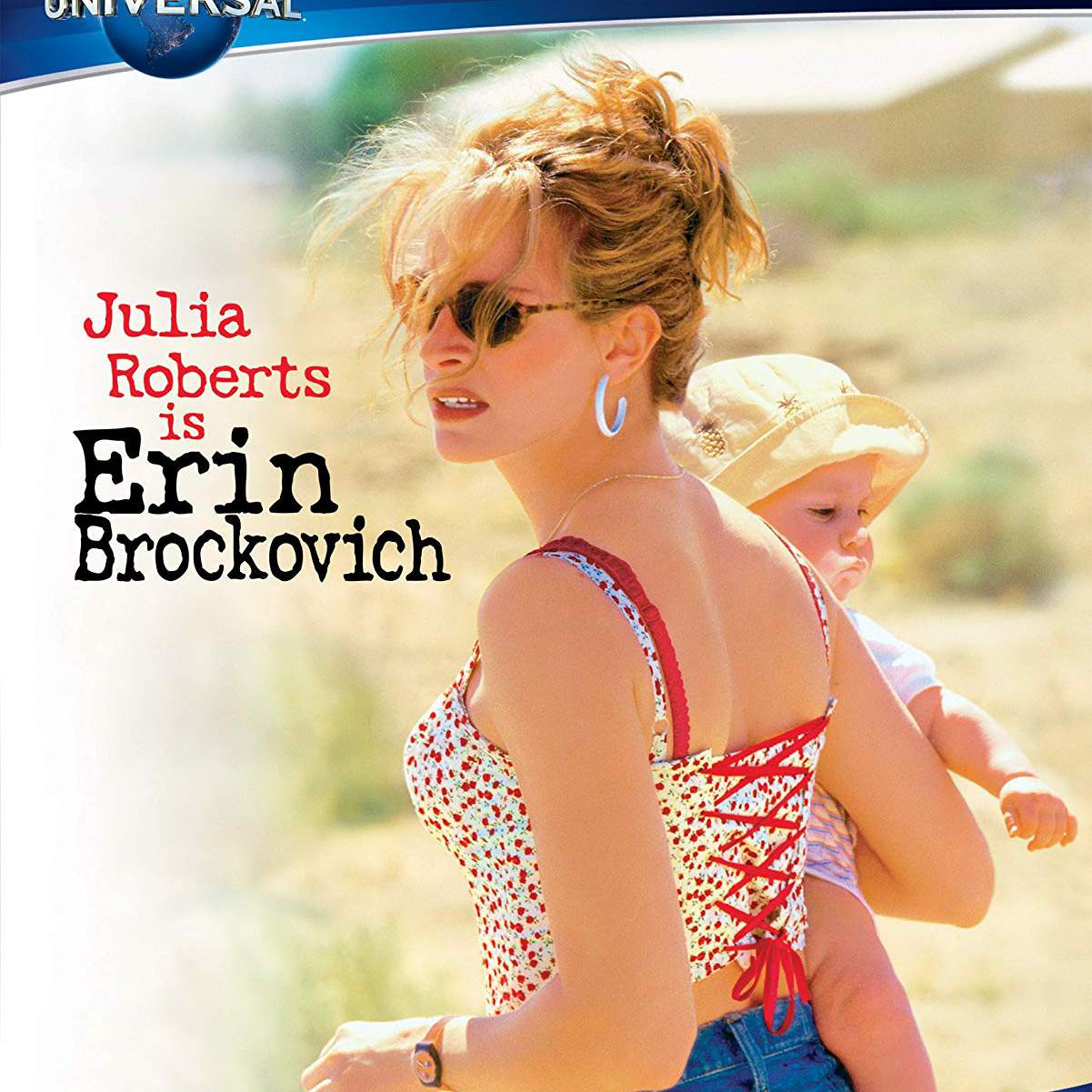 Promotional image for the film Erin Brockovich