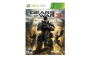 Gears of War 3 game cover