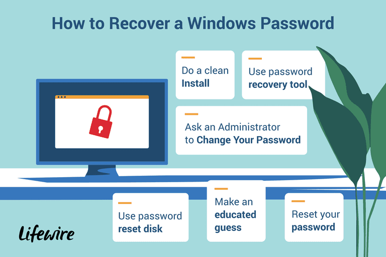 windows 7 enterprise administrator password crack
