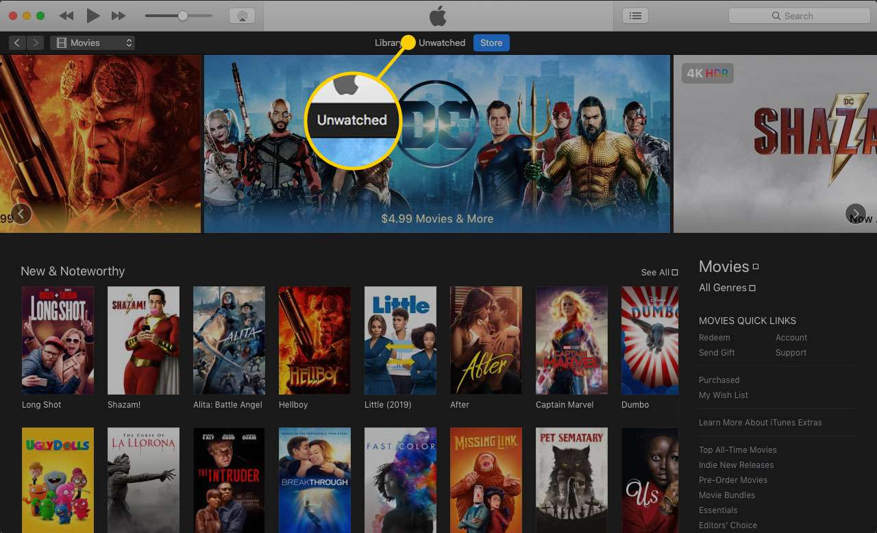 Everything You Need to Know About iTunes Movie Rentals