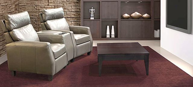 Affordable Customization Jaymar Home Theater Seating