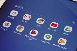 'Google Mobile Services' : Illustration