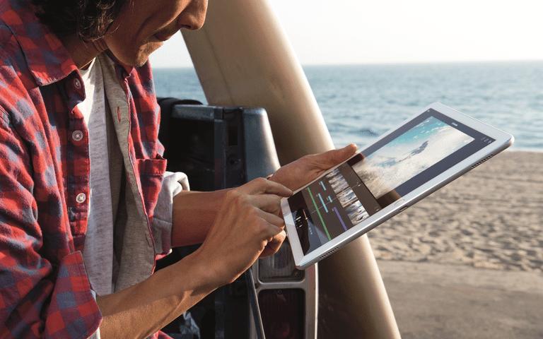 The iPad Pro