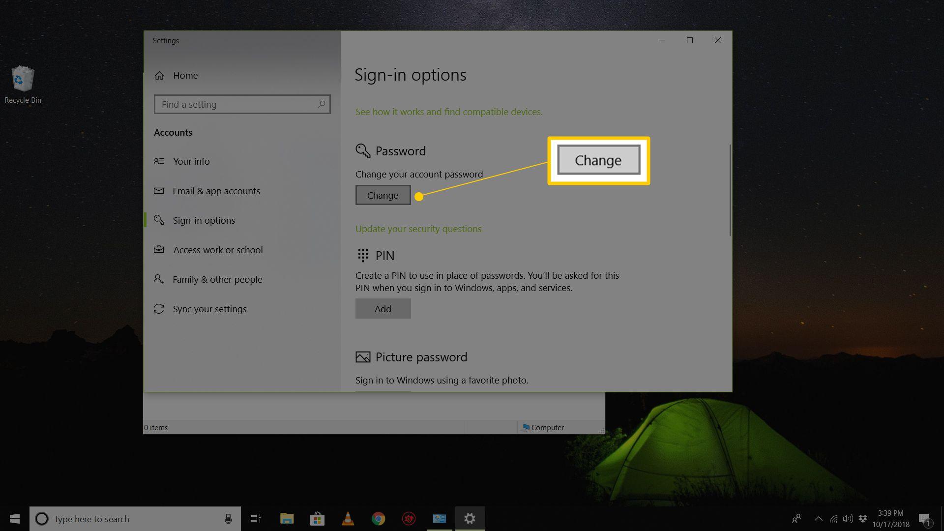 How Do I Remove My Windows Password?