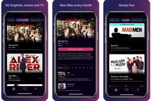 IMDb TV iOS app
